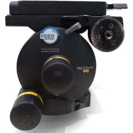 Vinten - Vector 90 - Pan Tilt Head 10 - 90 kg