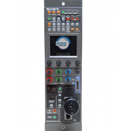 Sony RCP-750 - Remote control panel for Sony HDC/HSC/HXC cameras series